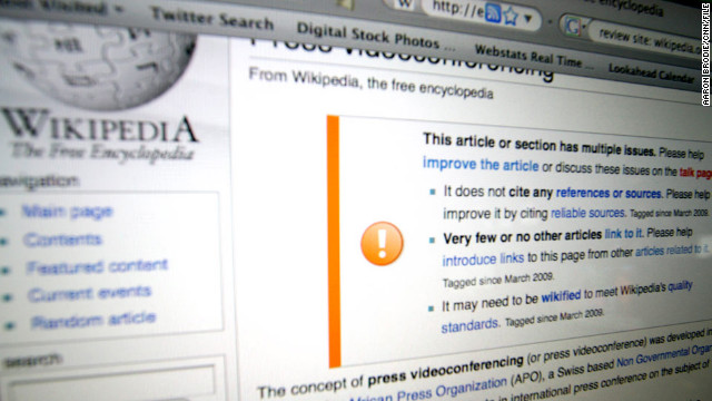 Yes! Your Students Should Use Wikipedia! (Sorta)