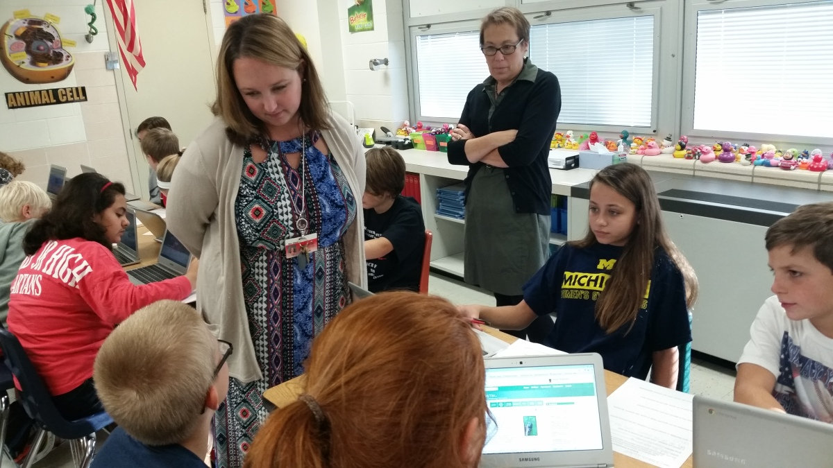 Teacher Showcase: Finding the Science in Achieve3000 with Kaitlin Sibert