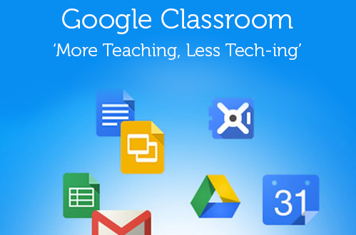 PD Session: Google Classroom for Beginners and Recent Beginners