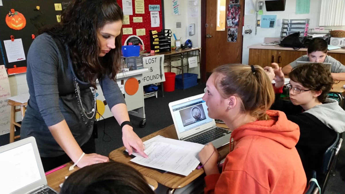 Teacher Showcase: Offering an Entire Course in One Google Sheet with LaurenClark