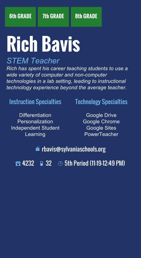 21C Directory Profiles Page-Bavis