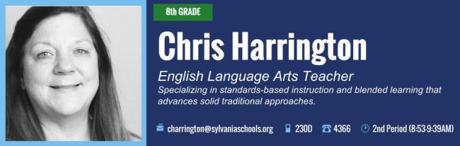21C Directory Profiles Strip-Harrington