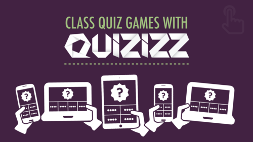 Resource Introduction: Quizizz
