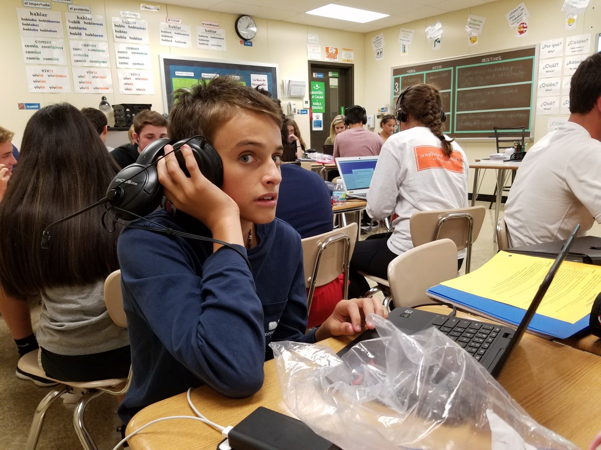 Teacher Showcase: Lisa Sobb Introduces her Students to Digital Spanish