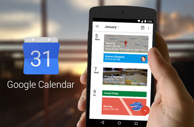 Resource Introduction: Google Calendar