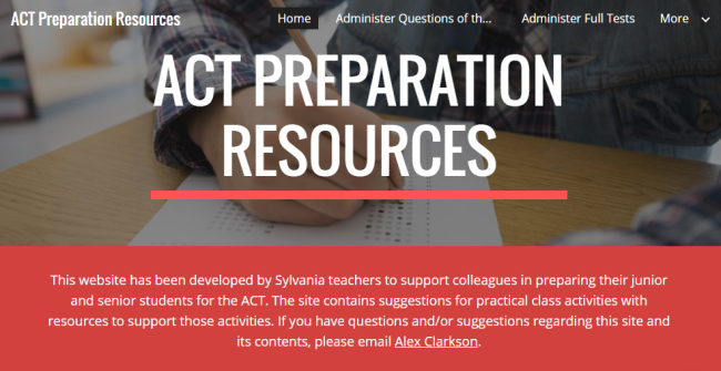 act-preparation-resources
