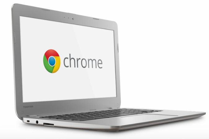 Resource Introduction: The Chromebook