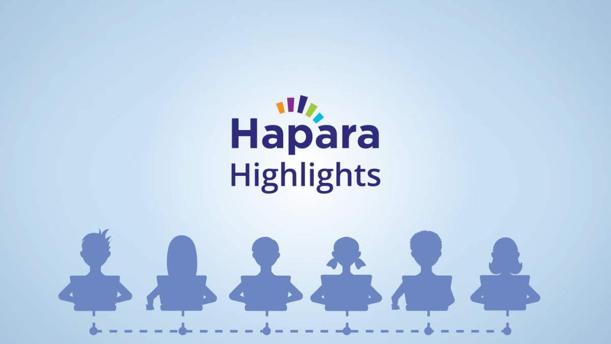Resource Introduction: Hapara Highlights